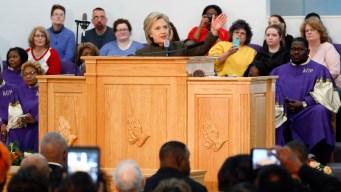 Hillary Clinton Calls Flint Water Crisis 'Immoral'