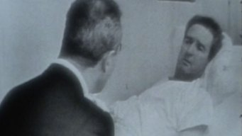Gov. John Connally Hospital Interview