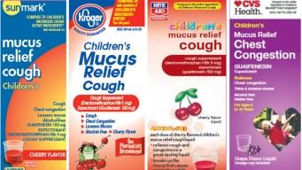 Perrigo Recalls Children's Cough Syrup Over Overdose Risk