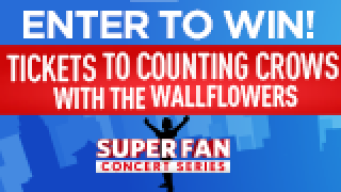 EXPIRED: Win a Chance to See Counting Crows