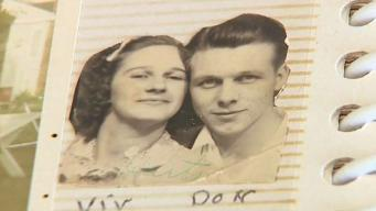 Couple Celebrates 80th Wedding Anniversary
