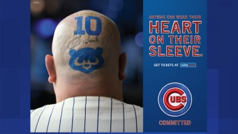 "Cubs Launch ""Committed"" Marketing Campaign"
