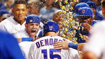 Denorifa Makes History With Game-Winning Home Run