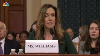 WATCH: Jennifer Williams' Opening Statement From Impeachment Hearing With Vindman