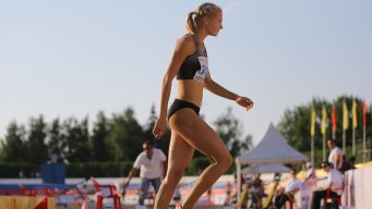 Russia's Klishina Wins Appeal, Can Compete at Olympics