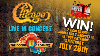 Doobie Brothers Super Fan Contest