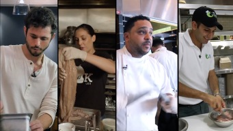 Full Episode: Young Gun Chefs