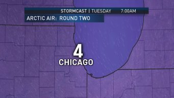 Record Cold Expected in Chicago Next Week