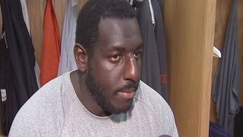Bears' Williams Recalls 9/11 Attack on DC