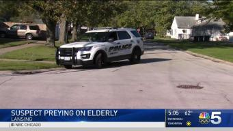 Elderly Woman Sexually Assaulted During Robbery
