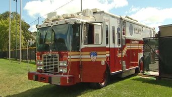 Chicago-Area Group Restores FDNY Truck