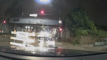 Overnight Flooding Shuts Down LSD, Leaves Drivers Stranded