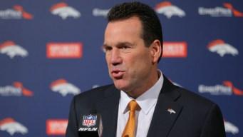 Denver Broncos Coach Resigns Due to Health Concerns