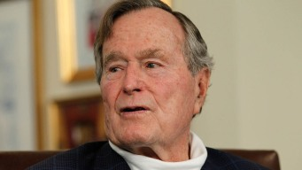 Former President George H.W. Bush Hospitalized: Office
