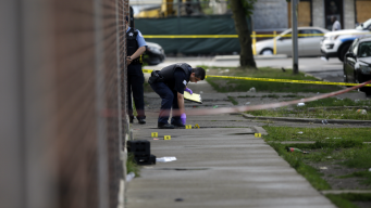 1 Dead, at Least 27 Wounded in Weekend Gun Violence