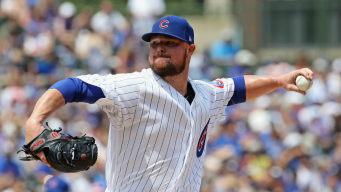 Lester Hit Hard Again as Cubs Lose 10-6 to Padres