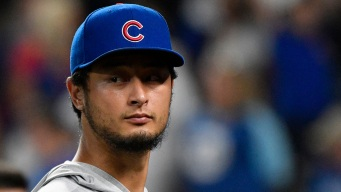 Darvish Making Strides in Rehab From Elbow Injury