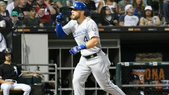 Despite Delmonico Home Run, White Sox Fall to Royals