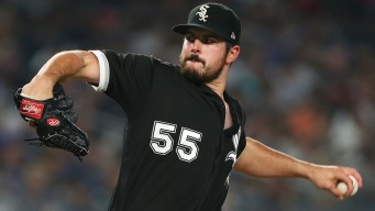 Rodon Refuses to Make Excuses for 2018 Struggles