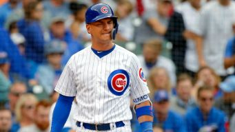 Cubs' Win Streak Snapped in Loss to Mets
