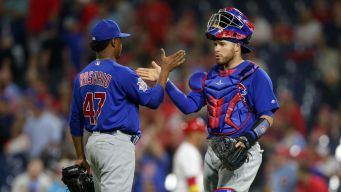 Cubs Extend Lead in Central With Win over Phillies