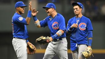 Cubs Salvage Series Finale vs. Brewers