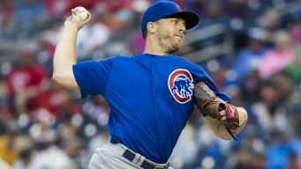 Kintzler Picks Up Contract Option With Cubs: Report