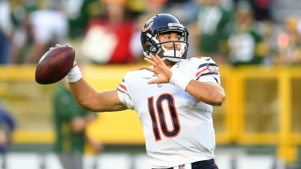 Bears' Trubisky Vows to Move on From Shaky Opener