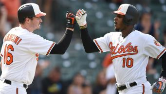 Orioles Use Big Inning to Cruise Past White Sox