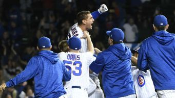 Cubs Keep Slim Division Lead With Win Over Pirates