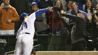 Epstein, Rizzo React to Fan Who Interfered With Catch