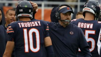 Trubisky, Nagy Hopeful QB Will Play vs. Rams