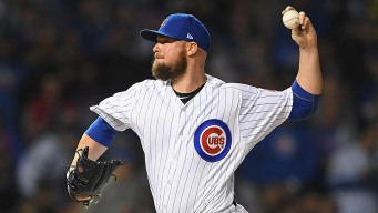 Lester, Cubs Score Comeback Win Over Cardinals