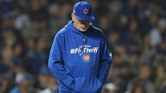 Maddon Gives Blunt Answer About Cubs' Harper Chances