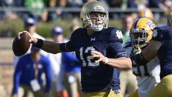 Notre Dame Survives Upset Scare Against Pitt