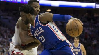 Bulls Fall to Simmons, 76'ers in Season Opener