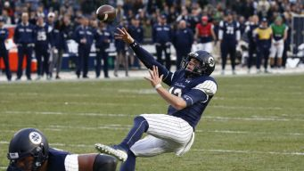 Notre Dame Blows Out Syracuse at Yankee Stadium