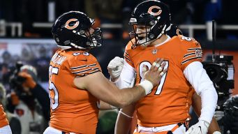 Shaheen, Lynch Both Suffer Concussions in Bears' Win