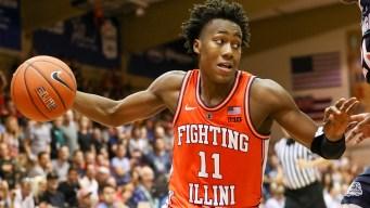 Dosunmu to Return for Sophomore Season at Illinois