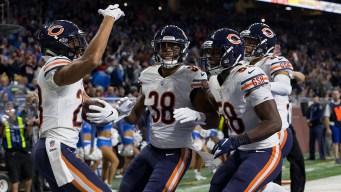 Jackson, Mack Among Top Bears in Pro Bowl Voting