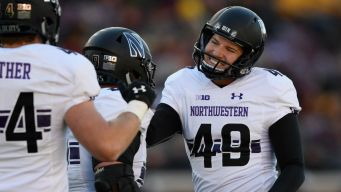 Bowser, Thorson Shine as Northwestern Beats Minnesota