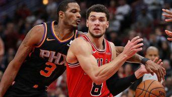 Jabari Parker Shines as Bulls Beat Suns