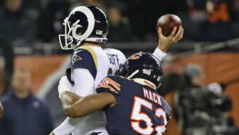Bears Make Big Statement in Win over Rams