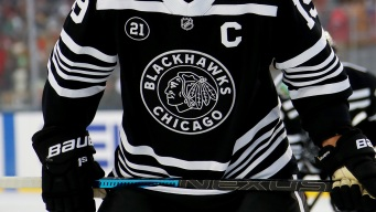 Blackhawks to Wear Winter Classic Jerseys Again This Season