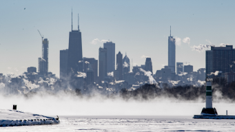 Record-Breaking Cold Headed for Chicago Area