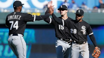 Eloy Jimenez to Bat 6th for White Sox in Home Debut