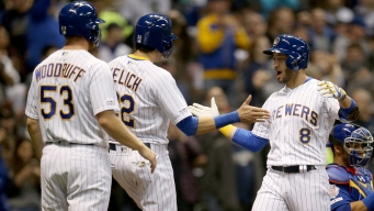 Cubs Lose 6th Straight as Brewers Keep Rolling