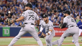 Ivan Nova Helps White Sox to Win Over Blue Jays