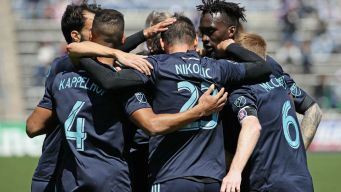 Fire Unbeaten in 4 Straight After Win Over Rapids