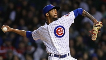 Carl Edwards Jr. Heads to Injured List for Cubs